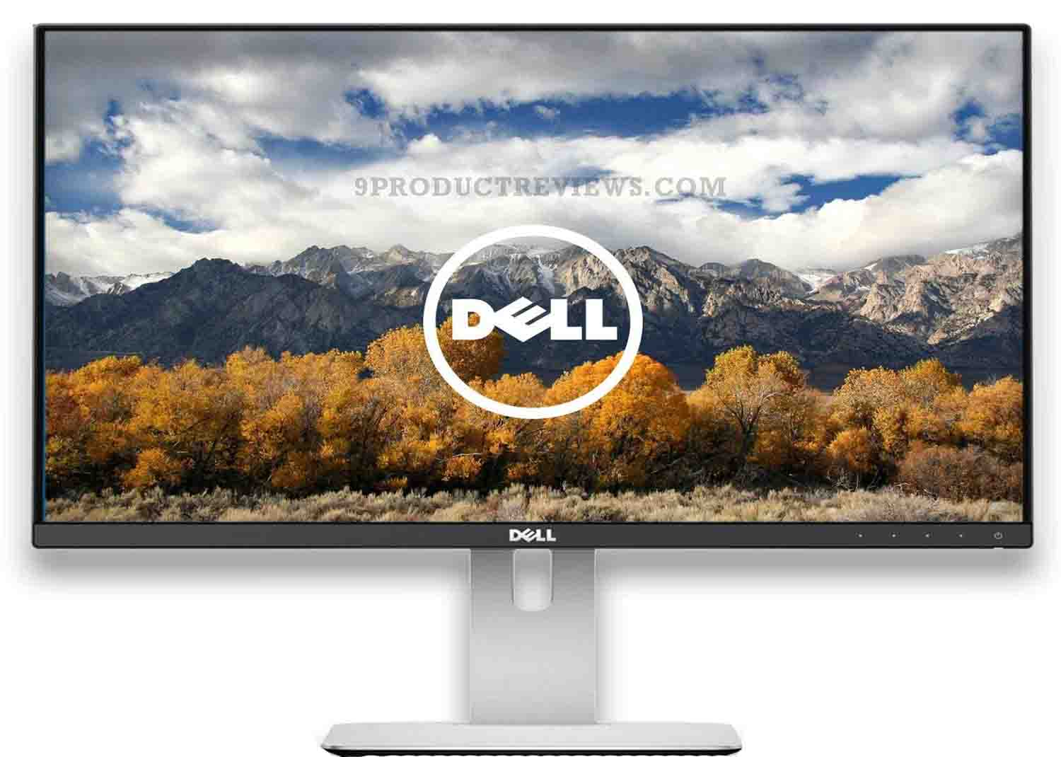 Dell Ultra Sharp U2414H LED Monitor Bundle