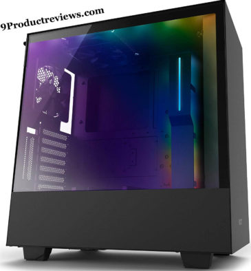 NZXT H500i – Compact ATX Mid-Tower PC