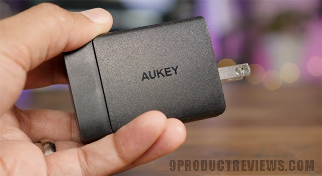 anker vs aukey chargers