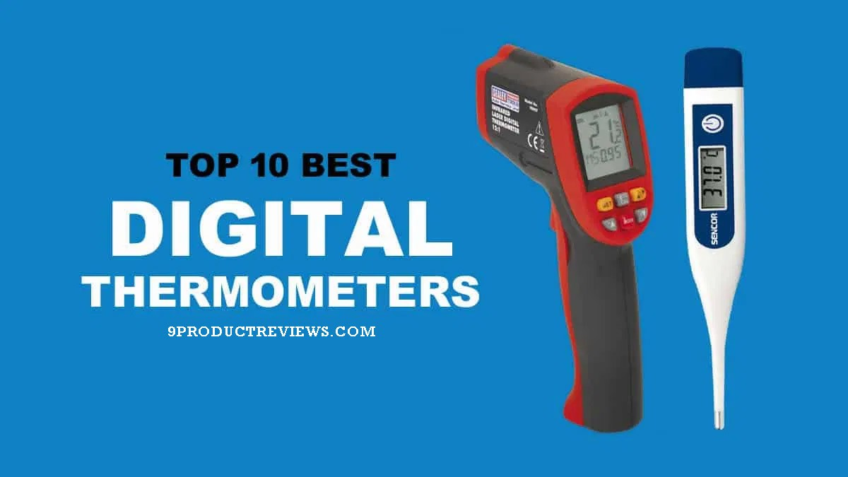 best digital thermometer in india
