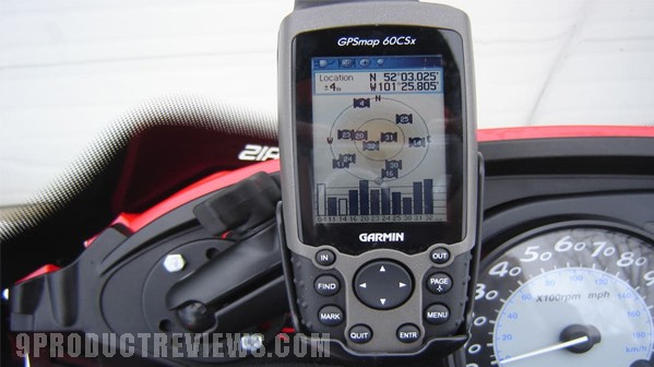 snowmobile gps