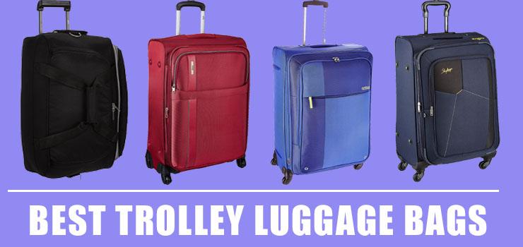 Best Trolley Luggage Bags