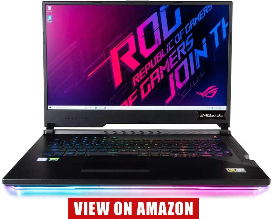 CUK ASUS ROG Scar III G731GW Gaming Laptop