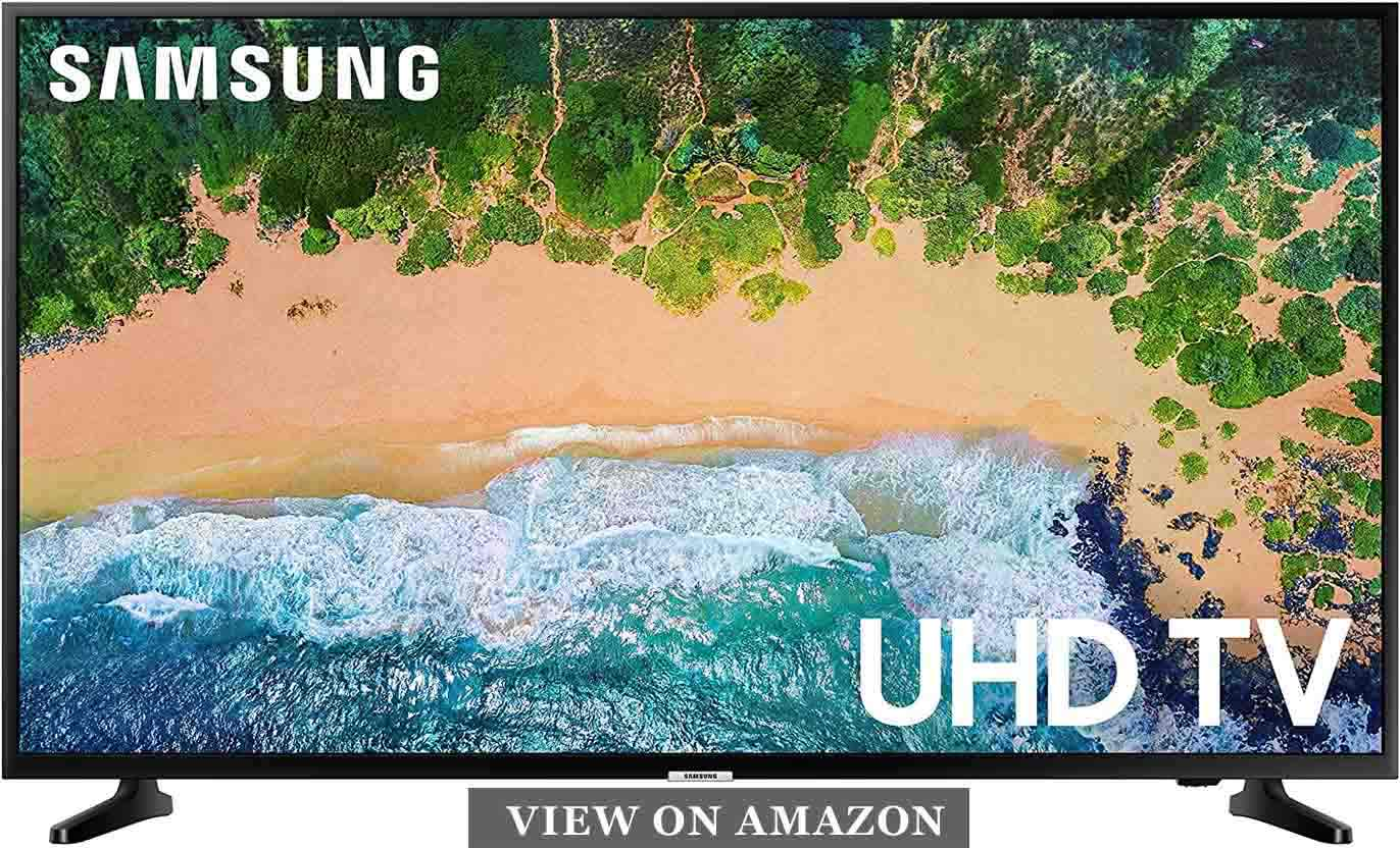 Samsung Electronics UN50NU6900FXZA 4K Smart TV