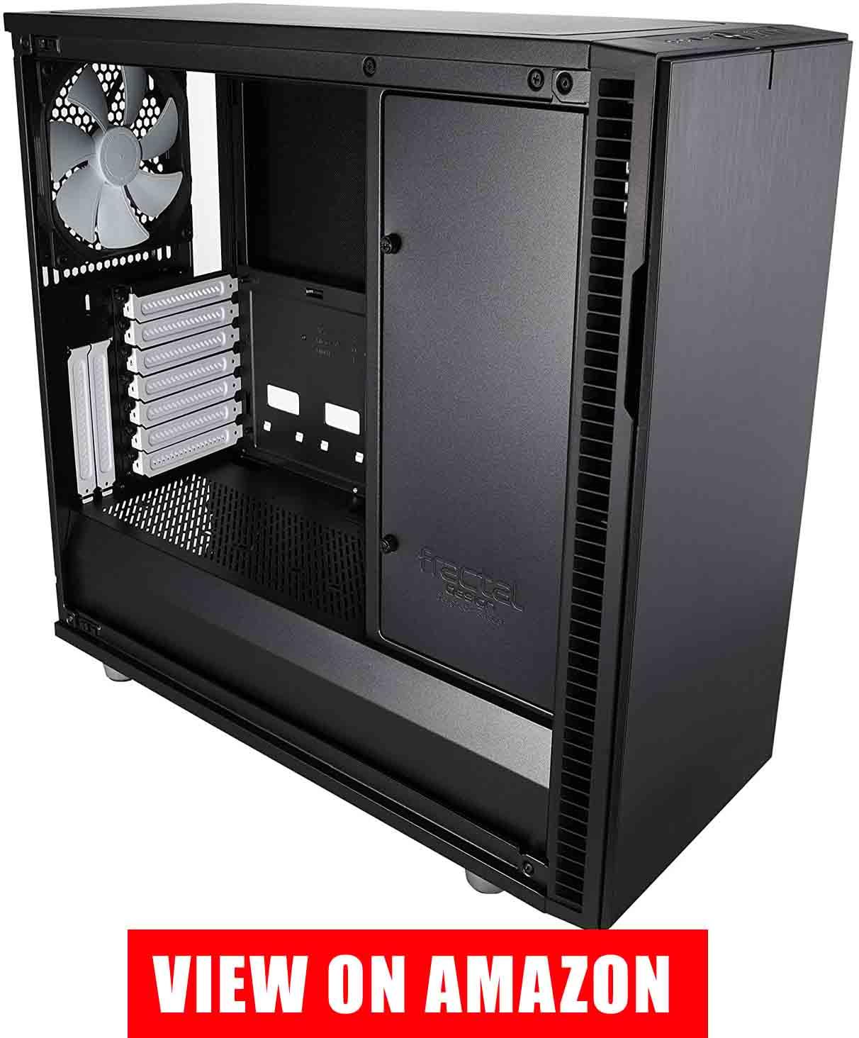 Best ATX Quiet PC Case