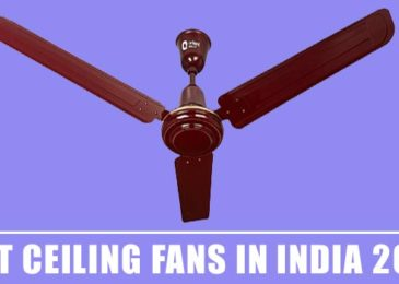15 Best Ceiling Fans in India to Beat this Summer – Smart Reviews!