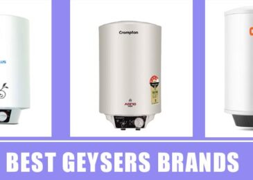 9 Best Geysers / Water Heaters in India – (Instant, Storage)