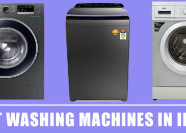 9 Best Washing Machines in India (2020) – (Top & Front Load)