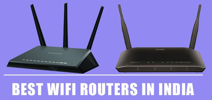 Best WiFi Routers in India 2020