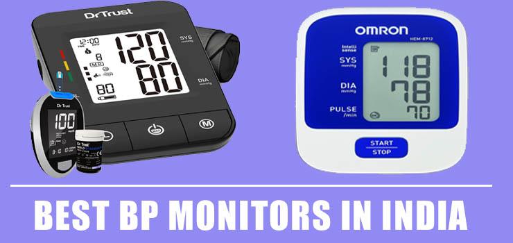 best bp monitors in india