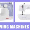 9 Best Sewing Machines in India 2020 – Reviews & Buying Guide