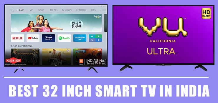 Best 32 Inch Smart TV