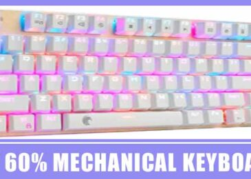 9 Best 60% Mechanical Keyboards To Buy 2020 – Reviews