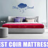Best Coir Mattress for Comfortable Sleep 2020 – Top Coir Mattresses