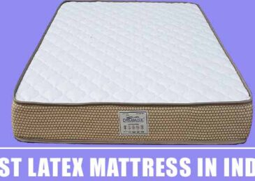 10 Best Latex Mattress in India 2020 – Reviews & Buyers Guide