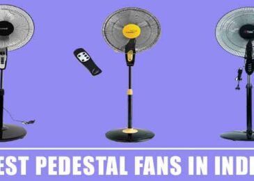 9 Best Pedestal Fans in India 2020 – Find The Perfect One