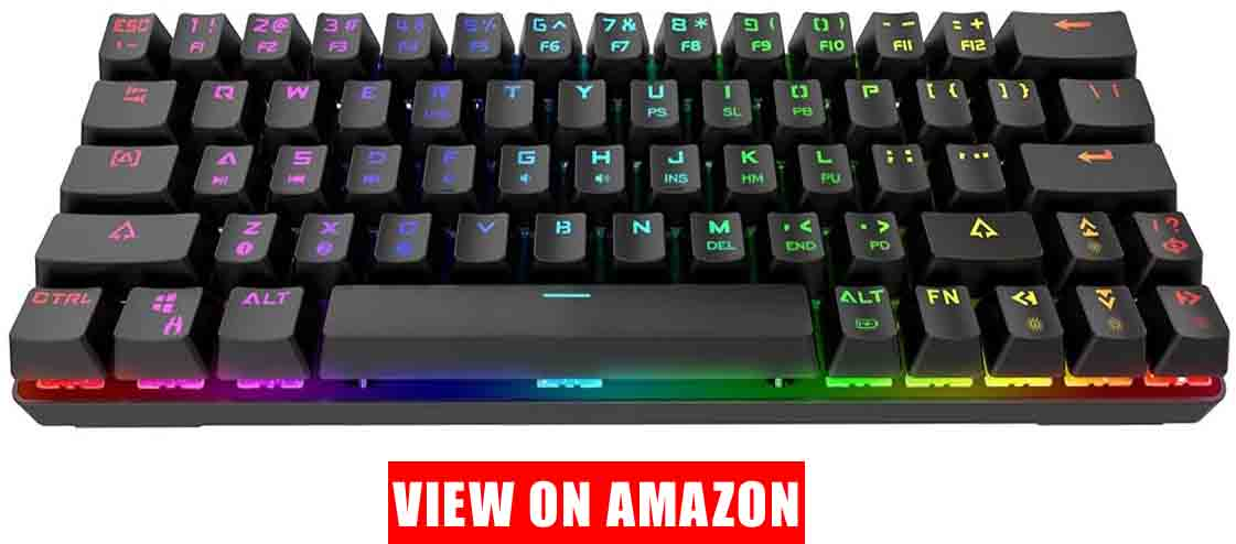 DIERYA Mechanical Gaming Keyboard
