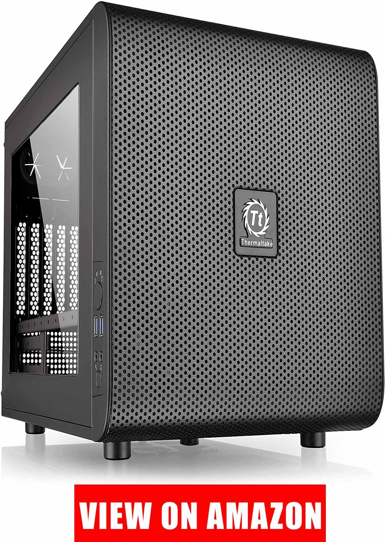 Thermaltake Core V21 SPCC Micro ATX Case
