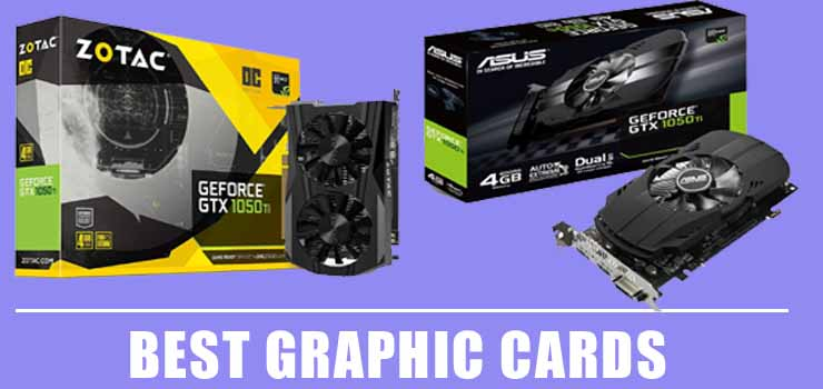 9 Best Graphics Card under 10000 for Gaming in India 2020