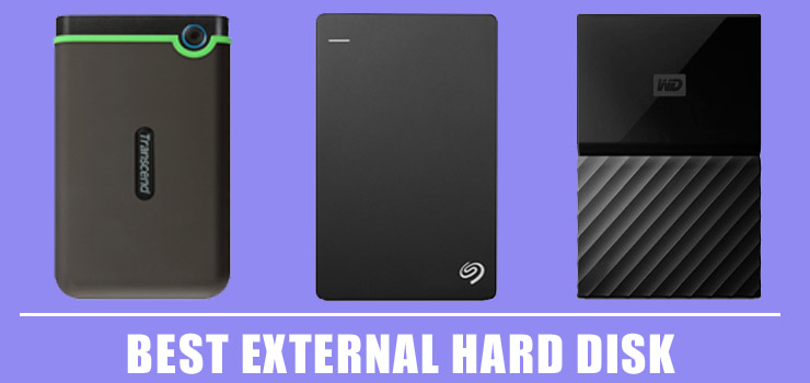 Best External Hard Disk in India