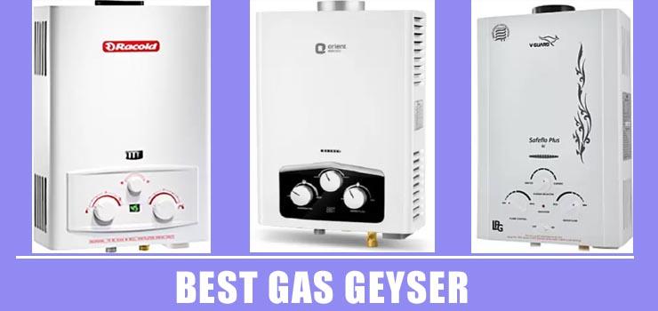 Best Gas Geyser