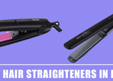 9 Best Hair Straighteners in India 2020 – Reviews & Buying Guide