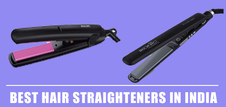 Best Hair Straighteners in India