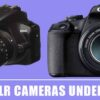 7 Best DSLR Cameras Under 30000 in India -【New List 2020】