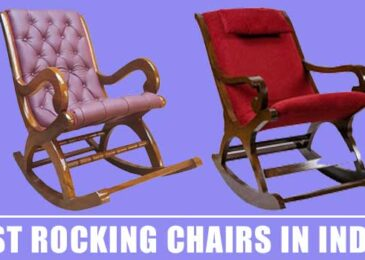 6 Best Rocking Chairs In India To Buy Online 2020 – Reviews