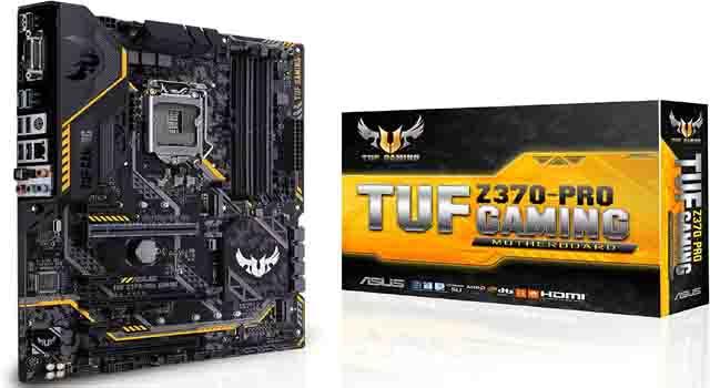 ASUS TUF Z370 Pro Gaming